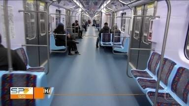 Linha 13-Jade passa a funcionar o dia todo - A linha liga a Zona Leste da capital até o Aeroporto de Guarulhos.
