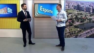 Confira as notícias do esporte desta terça (05/06) - Thiago Barbosa destaca final do futsal Infanto nos Jogos Escolares e reapresentação do Sergipe.