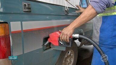 Muitos postos ainda não repassaram preço do diesel mais baixo em MS - Durante greve dos caminhoneiros, caminhoneiro baixou R$ 0,46 o preço do litro do óleo diesel. Muitos postos ainda não repassaram às bombas.