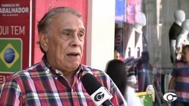 Vigilância sanitária fiscaliza vendas de comidas juninas - Gerente da Vigilância Sanitária Estadual Paulo Bezerra esclarece o assunto.