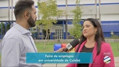 Feirão vai receber currículos e oferecer minicursos para desempregados na capital - Feirão vai receber currículos e oferecer minicursos para desempregados na capital.