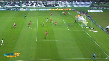 Futebol: Coritiba vence o CRB e Londrina empata com o Figueirense - Os times jogaram nesta terça-feira (5) pela série B do Campeonato Brasileiro.