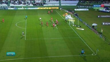 Jogando fora de casa, CRB perde para o Curitiba - Partida terminou em 1 a 0.