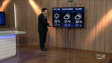 Veja a previsão do tempo nesta quarta-feira (6) no Maranhão - Confira como deve ficar o tempo e a temperatura em São Luís e no Maranhão.