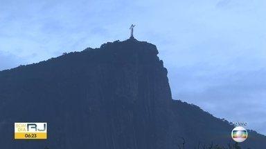 Tempo fica instável no Rio de Janeiro nesta quinta-feira (7) - O tempo fica instável na cidade, com muitas nuvens.