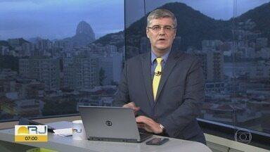 Bom Dia Rio - Íntegra 08 Junho 2018 - As primeiras notícias do Rio de Janeiro, apresentadas por Flávio Fachel, com prestação de serviço, boletins de trânsito e previsão do tempo.