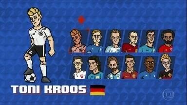 Gringos Maravilhosos - Ep.9 - Toni Kroos - Gringos Maravilhosos - Ep.9 - Toni Kroos