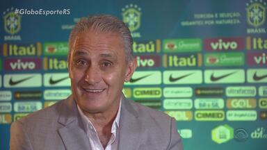 Tite do Brasil: técnico ganha apoio e carinho dos brasileiros durante carreira - Confira o 3º episódio da série Tite do Brasil, produzida pelo Globo Esporte RS.