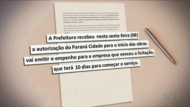 Recuperação do asfalto no Oásis começa em 10 dias, diz prefeitura de Paranavaí - A prefeitura diz que o início das obras foi liberado pela Justiça.