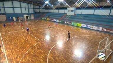 Sábado será de decisão da Copa Morena de Futsal - Times já estão se preparando.