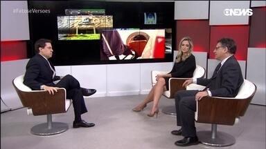 Jornalistas debatem reação do mercado à política