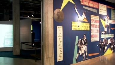 Museu do Futebol realiza exposição sobre Copa de 58 - Museu do Futebol realiza exposição sobre Copa de 58