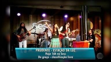 Confira as atrações da agenda cultural para o fim de semana - Em Presidente Prudente, tem música e cinema com entradas gratuitas.