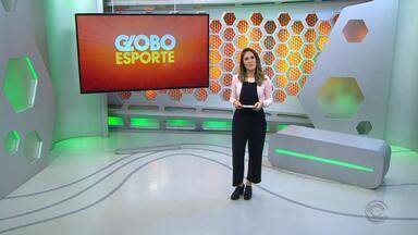 Confira a íntegra do Globo Esporte RS deste sábado (9) - Assista ao vídeo.