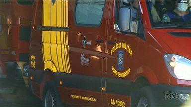 Reportagem mostra rotina de bombeiros - Apesar de experientes, profissionais se emocionam a cada atendimento