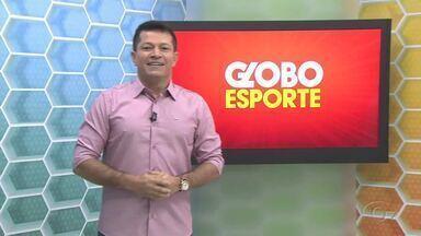Confira o Globo Esporte-AL deste sábado (09/06) na íntegra - Acompanhe os destaques do esporte alagoano