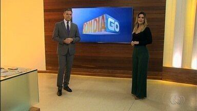 Veja o que é destaque no Bom Dia Goiás desta segunda-feira (11) - Entre os principais assuntos estão os acidentes que ocorreram no último fim de semana no estado.
