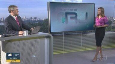 Bom Dia Rio - Íntegra 11 Junho 2018 - As primeiras notícias do Rio de Janeiro, apresentadas por Flávio Fachel, com prestação de serviço, boletins de trânsito e previsão do tempo.