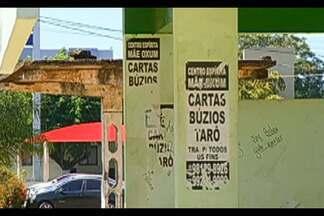 Em Marabá, poluição visual em várias ruas da cidade tem chamado à atenção da população - População cobra por mais educação de alguns moradores.