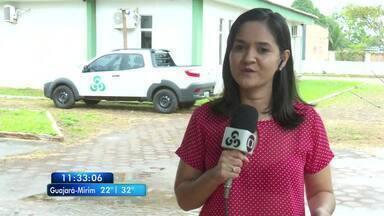 Em Guajará-Mirim o sinal digital chegou hoje no município - Agora a imagem é em alta definição.