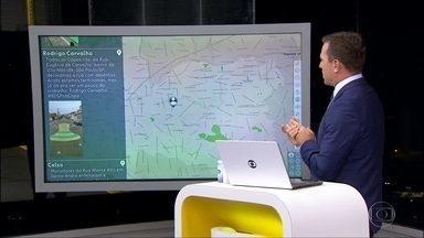 Telespectadores do BDSP podem enviar fotos da torcida da Copa do Mundo, Veja como - A foto deve er enviada com a geolocalização do seu celular ativada.