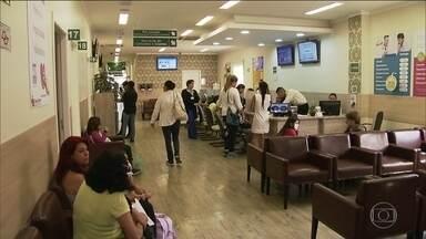 Justiça limita o reajuste anual dos planos de saúde em 5,72% - Agência Nacional de Saúde, que tenta um aumento em torno de 10%, anunciou que vai recorrer.