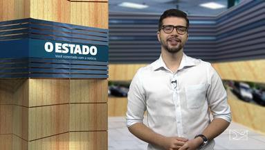 Destaques do jornal O Estado do Maranhão desta quinta-feira (14) - Destaques do jornal O Estado do Maranhão desta quinta-feira (14).