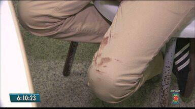 Sobe para 31 o número de pessoas feridas por agulhas no São João de Campina Grande - Pessoas foram feridas dentro do Parque do Povo e bloco junino. Vítimas foram atendidas no Hospital de Trauma.