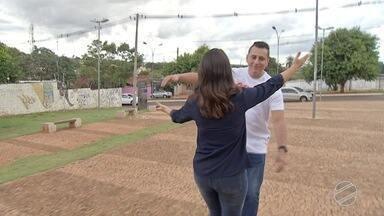 Campanha destaca abraço pela Orla Ferroviária de Campo Grande - Assunto foi muito discutido pelo MSTV até que autoridades assumissem compromisso de intervir na região.