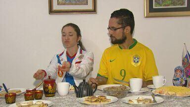 Conheça o típico café da manhã russo - Torcedores entram no clima da Copa do Mundo com a tradição.