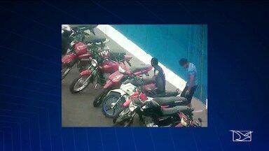 Roubo de veículos preocupa motoristas de Caxias - Roubo de motocicletas em Caxias tem deixado os donos dos veículos preocupados, os bandidos agem a qualquer hora do dia.