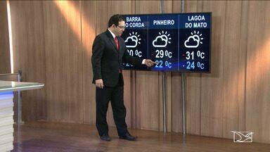 Veja a previsão do tempo nesta sexta-feira (15) no Maranhão - Confira como deve ficar o tempo e a temperatura de São Luís e no Maranhão.