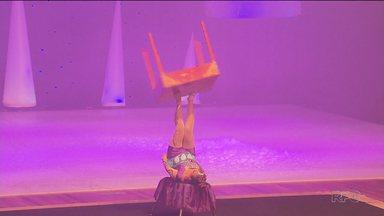 Circo da China se apresenta em Curitiba nesse fim de semana - Confira outras opções culturais.