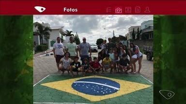 Torcedores do Norte do ES mostram expectativa com a Copa do Mundo - Brasil estreia no domingo.