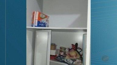 Grupo rouba casa no Jardim Pulicano em Franca, SP - Assaltantes levaram até pacotes de fraldas que estavam na residência.