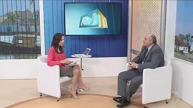 Advogado fala sobre crime contra idosos no estúdio do RJTV - O Estado do Rio de Janeiro é o terceiro maior no número de denúncias de violência contra idosos.
