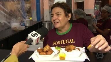 Começa a copa do mundo dos botequins, na Barra da Tijuca - Cada petisco representa um país, e o público vai escolher o vencedor