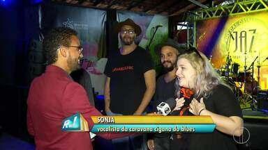 Festival de Jazz e Blues de Rio das Ostras, RJ, começa nesta sexta - Assista a seguir.