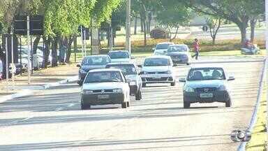 Trânsito de Palmas tem mais de 15 mil infrações em um mês - Trânsito de Palmas tem mais de 15 mil infrações em um mês