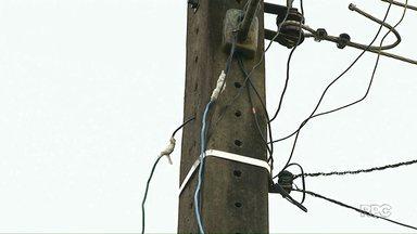 Operação combate roubo de energia elétrica em Guarapuava - Nove pessoas foram presas.