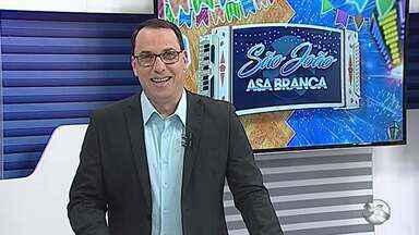 Gabriel Diniz e Wesley Safadão são atrações do final de semana em Caruaru - Shows acontecem no Pátio de Eventos