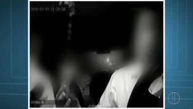 Cinco assaltos a taxistas são registrados em Cabo Frio, RJ, nesta semana - Assista a seguir.