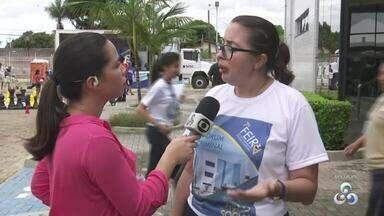 TJRR oferta ação social no fórum criminal em Boa Vista - Ação foi neste sábado (16).