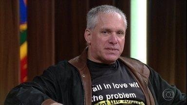 Uri Levine fala sobre ambiente de negócios no Brasil - Empreendedor é o fundador do Waze