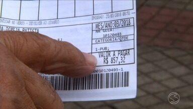 Consumidores reclamam do valor da conta de água em Barra Mansa, RJ - Reajustes começaram há dois anos, relatam moradores.