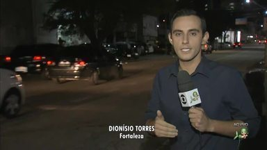 Obra do VLT causa nova intervenção no trânsito em Fortaleza - Confira mais notícias em g1.globo.com/ce