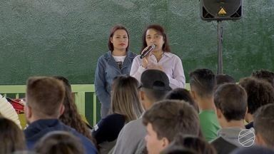 Escola pública de Campo Grande faz parte de projeto nacional - Instituição já foi premiada antes.