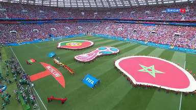 Portugal 1 x 0 Marrocos - Íntegra
