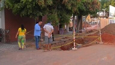 Pesquisadores esclarecem buraco encontrado durante as obras na Praça Padre Cícero - Confira mais notícias em g1.globo.com/ce