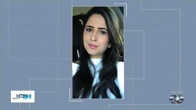 Adolescentes são condenados a três anos de internação pela morte de advogada em Goiânia - Os menores já estavam detidos preventivamente. Laís Fernanda Araújo Silva, de 30 anos, foi morta a tiro dentro do carro no setor Alto da Glória.
